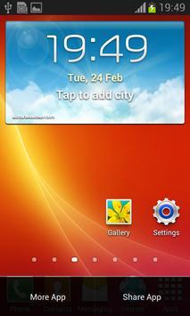 Prank Electric Screen screenshot 2