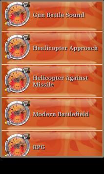 War & Weapon Sounds Effect screenshot 8