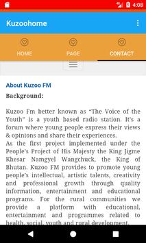 Bhutan Radio apk screenshot