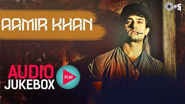 Aamir Khan Songs poster