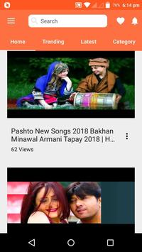 Pashto Videos screenshot 1