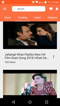 Pashto Videos screenshot 3