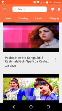 Pashto Videos screenshot 4