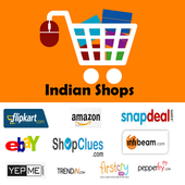Top 100+ Online Indian Shop icon