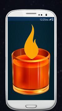 Romantic Candle Light Arora apk screenshot