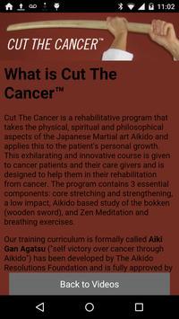 Cut the Cancer apk screenshot