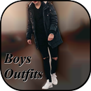 Winter Outfits For Boys - Men's fashion APK