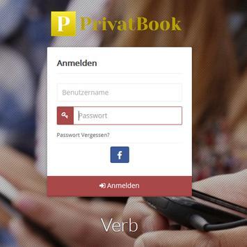 PrivatBook - Das kostenlose Netzwer für Schwule poster