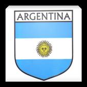 Argentine National Anthem icon