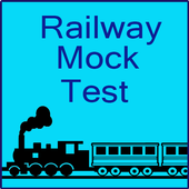 Competetive Railway Mock Test icon