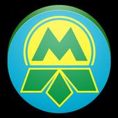 Kyiv Metro Map icon