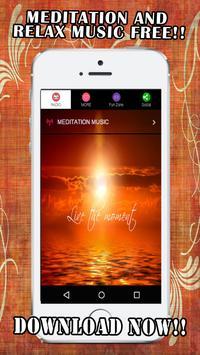 Meditation Music poster