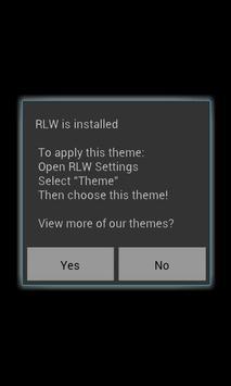 RLW Theme - Pink Fur apk screenshot