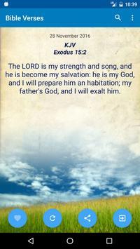 Bible Verses poster