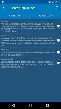 Bible Verses apk screenshot