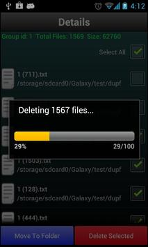 Duplicate Manager screenshot 4