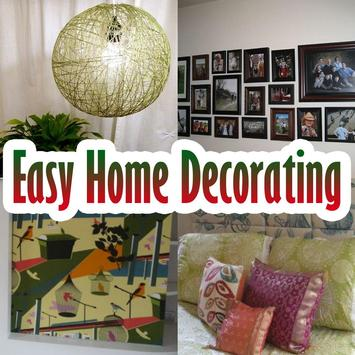 Easy Home Decorating poster