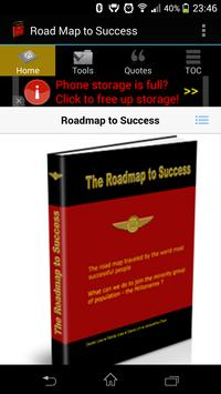 The Roadmap to Success poster