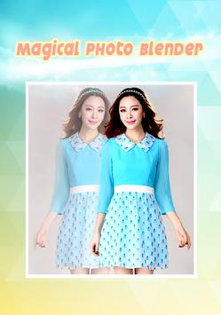 Magical Photo Blender Mirror screenshot 1