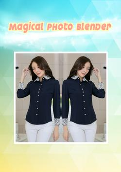 Magical Photo Blender Mirror screenshot 2