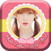 Photo Editor Beauty Effect Pro icon