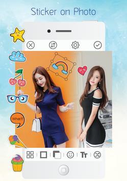 Photo blender Image mixer new screenshot 2