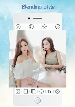 Photo blender Image mixer new apk screenshot