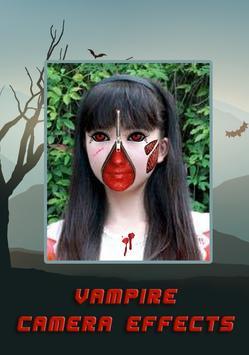 Vampire Camera Effects apk screenshot