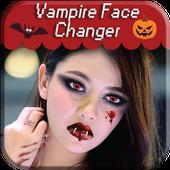 Vampire Face Halloween Makeup icon