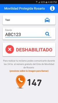 Movilidad Protegida Rosario apk screenshot