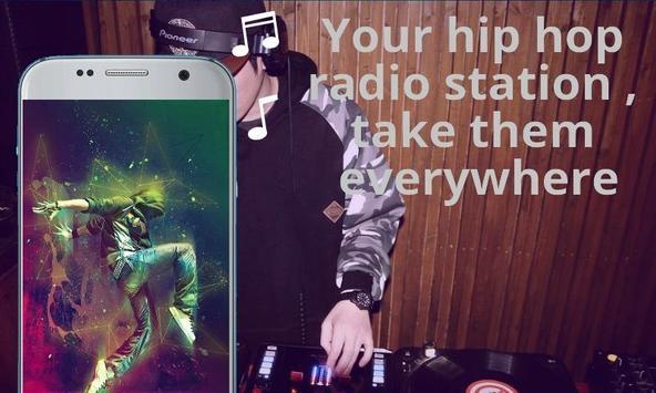 hip hop radio station for free screenshot 2