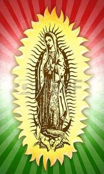Virgen de Guadalupe 1 poster
