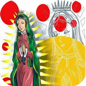 Virgen de Guadalupe 2 icon