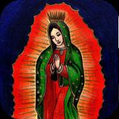 Virgen de Guadalupe Madre icon