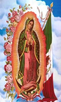 Virgen de Guadalupe Mexicana poster