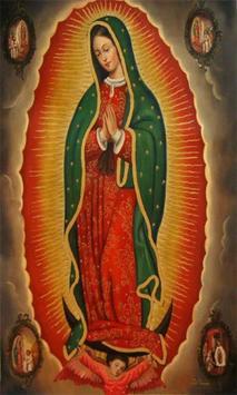 Virgen de Guadalupe Mia poster