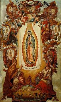 Virgen de Guadalupe Milagros apk screenshot