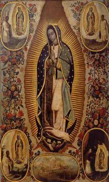 Virgen de Guadalupe nos Ama apk screenshot