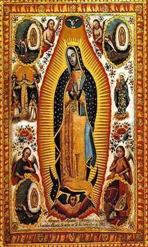 Virgen de Guadalupe Alabada apk screenshot