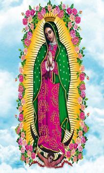 Virgen de Guadalupe Amen apk screenshot