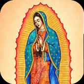 Virgen de Guadalupe buenos dias icon