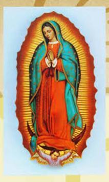 Virgen de Guadalupe buenos dias apk screenshot