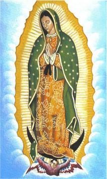 Virgen de Guadalupe Cuidanos poster