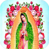 Virgen de Guadalupe dame fuerzas icon