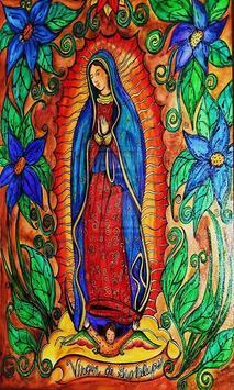 Virgen de Guadalupe Fotos poster