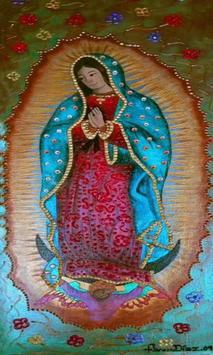Virgen de Guadalupe Guiame poster