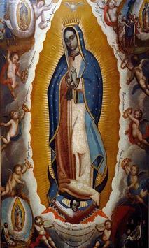 Virgen de Guadalupe Homenaje apk screenshot