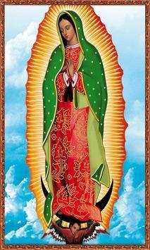 Virgen de Guadalupe para el Mundo poster