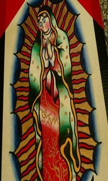 Virgen de Guadalupe para los Enfermos poster
