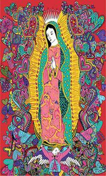 Virgen de Guadalupe Peticiones 2 poster